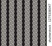 vector seamless rounded... | Shutterstock .eps vector #1275338347