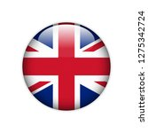 flag of great britain on a... | Shutterstock .eps vector #1275342724