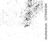 vector grunge overlay texture.... | Shutterstock .eps vector #1275405184