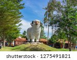editorial use only  a statue of ...   Shutterstock . vector #1275491821