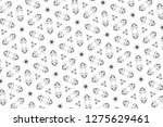 abstract geometric background... | Shutterstock . vector #1275629461