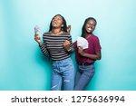photo of african american...   Shutterstock . vector #1275636994
