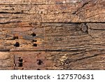 Pile Of Track Sleeper Wooden...
