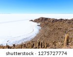salar de uyuni view from... | Shutterstock . vector #1275727774