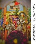 Sri Krishna And Radha.