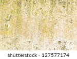 damage paint rusty wall for... | Shutterstock . vector #127577174