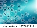 commissioning concept ...   Shutterstock .eps vector #1275812911