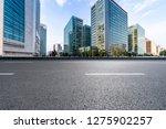 panoramic skyline and modern... | Shutterstock . vector #1275902257