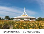 king rama9's royal public park...   Shutterstock . vector #1275903487
