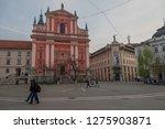 ljubljana  slovenia   1 april... | Shutterstock . vector #1275903871