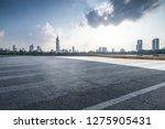 panoramic skyline and modern... | Shutterstock . vector #1275905431