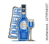 illustration of alcohol drink   ...   Shutterstock . vector #1275918157