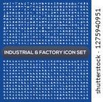 industrial and building vector... | Shutterstock .eps vector #1275940951