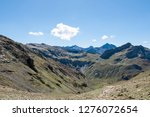 western alps are the western... | Shutterstock . vector #1276072654