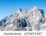 western alps are the western... | Shutterstock . vector #1276072657