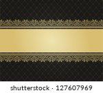 template frame design for... | Shutterstock .eps vector #127607969