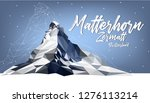 natural lowpoly vector of... | Shutterstock .eps vector #1276113214