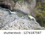 hiking in lazio | Shutterstock . vector #1276187587