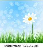 abstract  nature background | Shutterstock .eps vector #127619381
