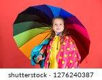 waterproof accessories make... | Shutterstock . vector #1276240387