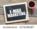e mail marketing text concept   Shutterstock . vector #1276248187