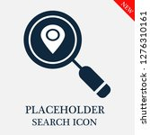 placeholder search icon....
