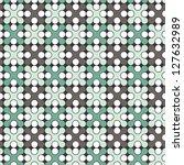 seamless pattern. geometric... | Shutterstock .eps vector #127632989
