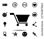 shopping cart icon. simple...