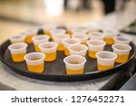 samples of a jellylike... | Shutterstock . vector #1276452271