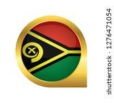 flag of vanuatu  location map... | Shutterstock .eps vector #1276471054