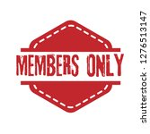 circle rubber stamp with the...   Shutterstock .eps vector #1276513147