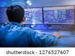 engineering works with the...   Shutterstock . vector #1276527607