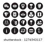 20 vector icon set   medical...   Shutterstock .eps vector #1276543117
