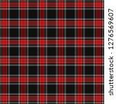 tartan plaid. scottish pattern... | Shutterstock .eps vector #1276569607