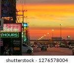 samut sakhon thailand january 2 ...   Shutterstock . vector #1276578004