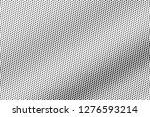 black and white halftone vector ... | Shutterstock .eps vector #1276593214