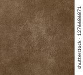 vintage paper texture. brown... | Shutterstock . vector #1276686871