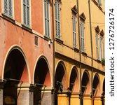 modena  italy   emilia romagna... | Shutterstock . vector #1276726174