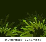 vector arrow design  vector | Shutterstock .eps vector #127674569