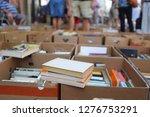 books on antiques fair