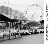 chicago  usa   june 26  2013 ... | Shutterstock . vector #1276755994