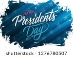 usa presidents day celebrate... | Shutterstock .eps vector #1276780507