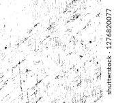 vector grunge overlay texture.... | Shutterstock .eps vector #1276820077