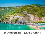 scenic panoramic view of the... | Shutterstock . vector #1276872544