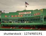 boston  ma   9 30 18  the press ... | Shutterstock . vector #1276985191