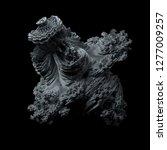 3d abstract background.... | Shutterstock . vector #1277009257