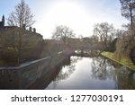 bright winters day in cambridge | Shutterstock . vector #1277030191