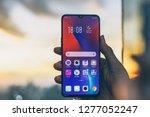 jakarta  indonesia   january 7  ... | Shutterstock . vector #1277052247