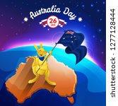 australia day illustration   Shutterstock .eps vector #1277128444