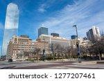 dallas  texas  united states of ... | Shutterstock . vector #1277207461